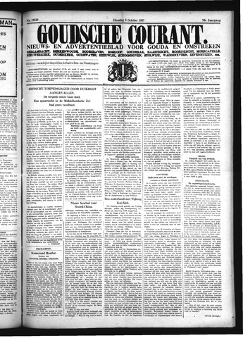 Goudsche Courant 1937-10-05