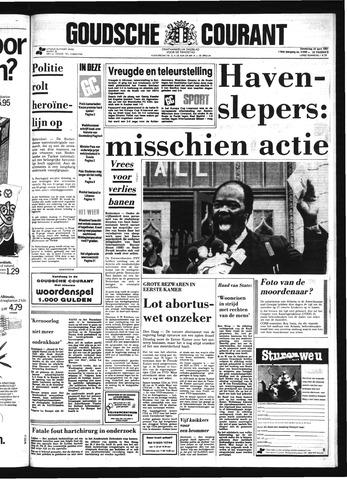 Goudsche Courant 1981-04-23