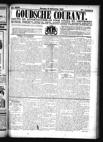 Goudsche Courant 1928-11-13