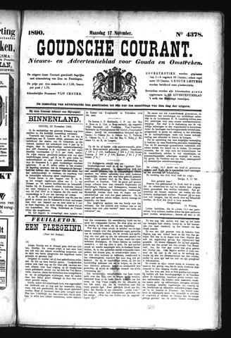 Goudsche Courant 1890-11-17