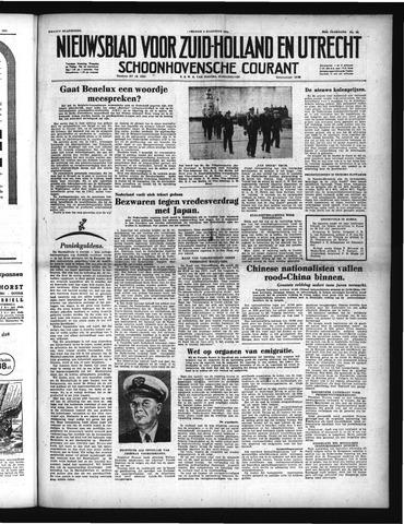 Schoonhovensche Courant 1951-08-03