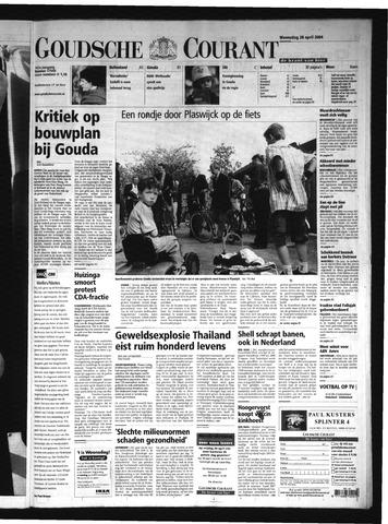 Goudsche Courant 2004-04-28