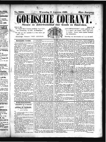 Goudsche Courant 1899-08-09