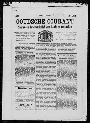 Goudsche Courant 1871-01-01