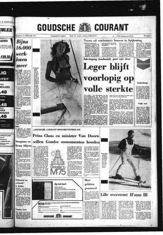 Goudsche Courant 1975-02-11