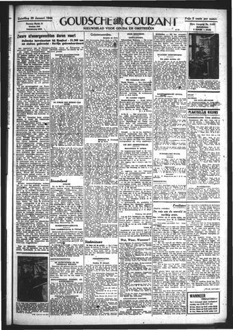 Goudsche Courant 1944-01-29