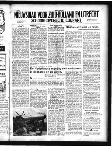 Schoonhovensche Courant 1949-05-13