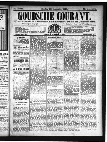 Goudsche Courant 1913-12-23