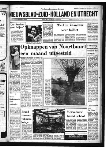 Schoonhovensche Courant 1976-11-03