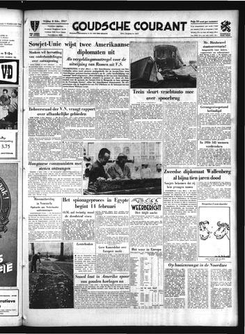 Goudsche Courant 1957-02-08