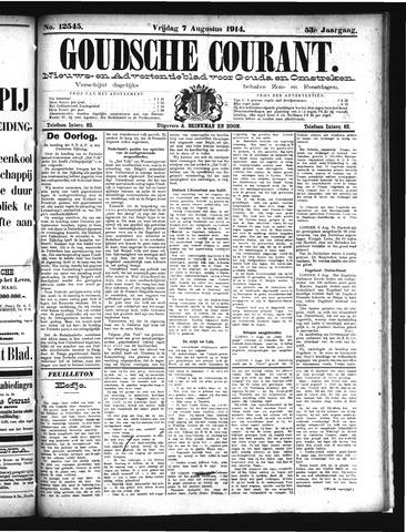 Goudsche Courant 1914-08-07