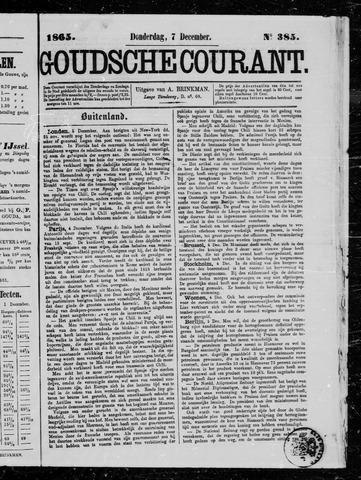 Goudsche Courant 1865-12-07