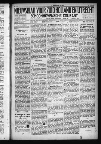 Schoonhovensche Courant 1930-06-25