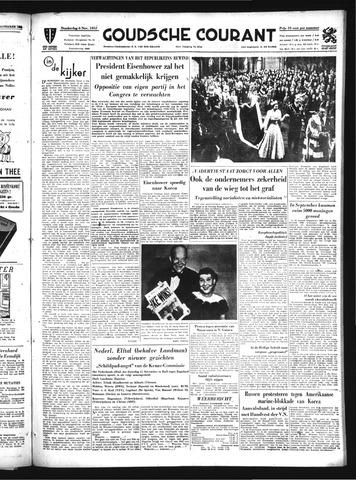 Goudsche Courant 1952-11-06