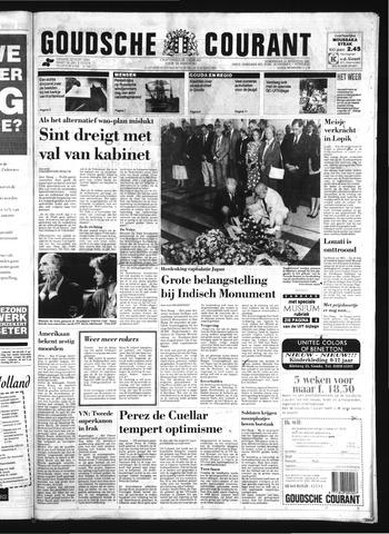 Goudsche Courant 1991-08-15