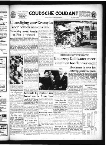 Goudsche Courant 1964-07-14