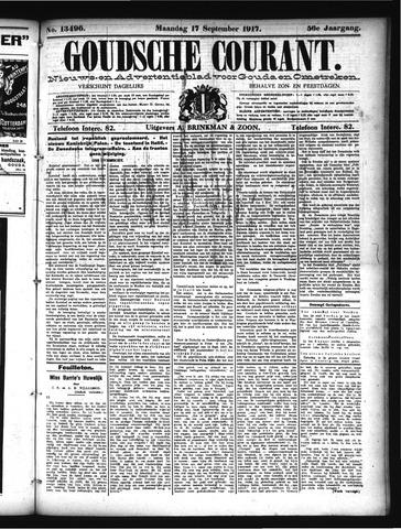 Goudsche Courant 1917-09-17