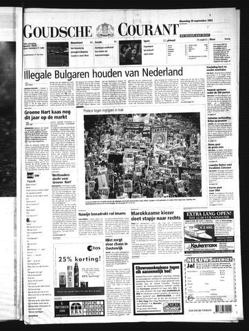 Goudsche Courant 2002-09-30