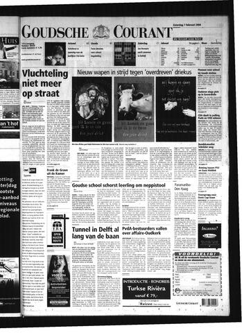Goudsche Courant 2004-02-07