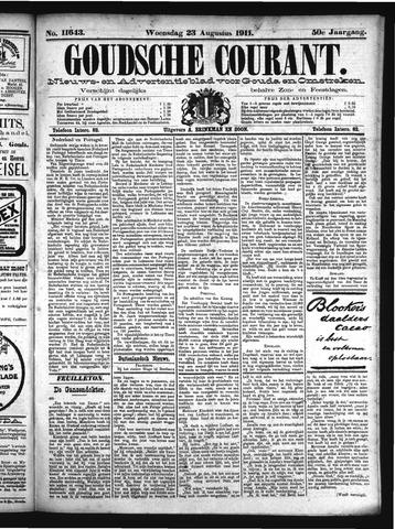 Goudsche Courant 1911-08-23