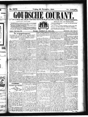 Goudsche Courant 1919-11-28