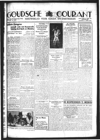 Goudsche Courant 1942-08-08