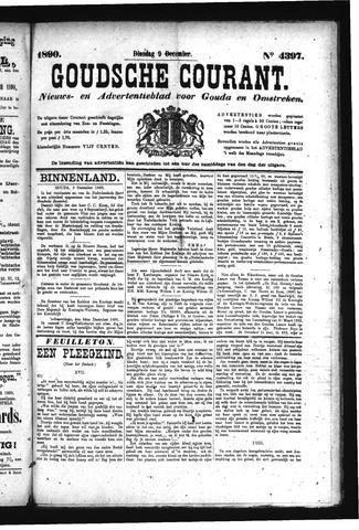 Goudsche Courant 1890-12-09