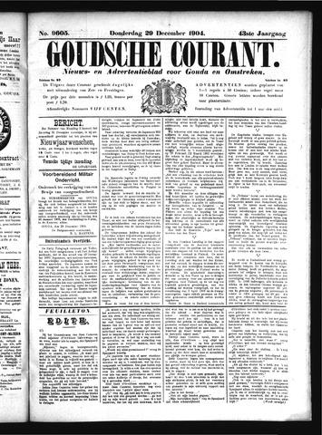 Goudsche Courant 1904-12-29
