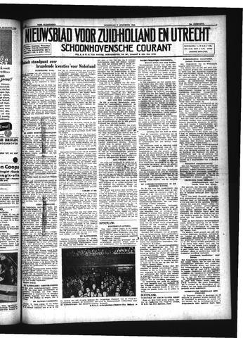 Schoonhovensche Courant 1942-08-05