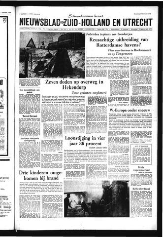 Schoonhovensche Courant 1969-02-10