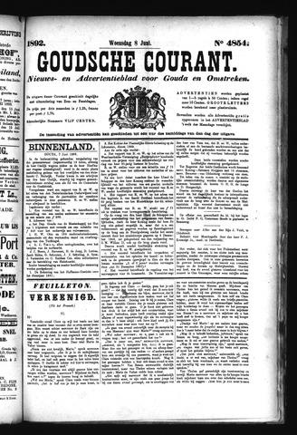Goudsche Courant 1892-06-08