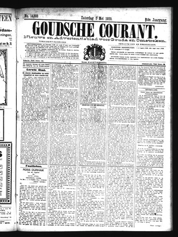 Goudsche Courant 1920-05-01
