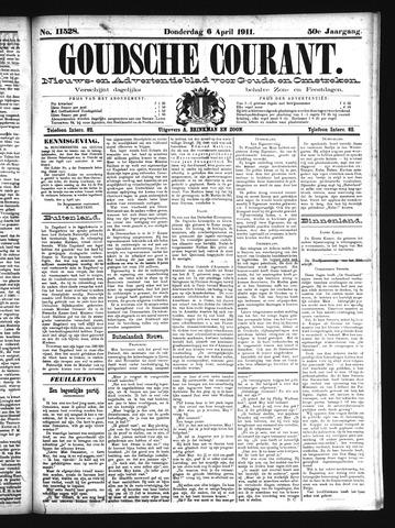 Goudsche Courant 1911-04-06