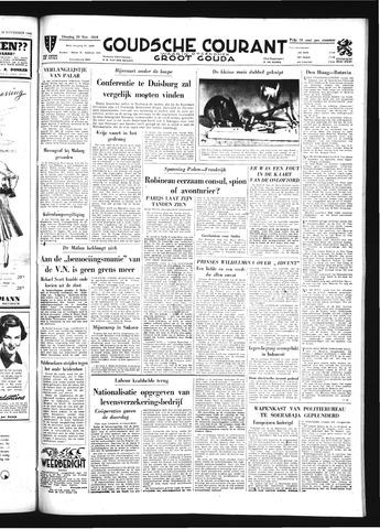 Goudsche Courant 1949-11-29
