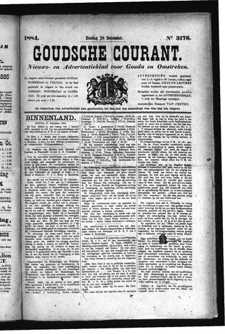 Goudsche Courant 1884-12-28