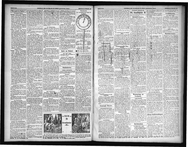 Schoonhovensche Courant 1931-02-25
