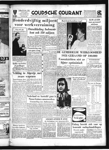 Goudsche Courant 1958-02-28