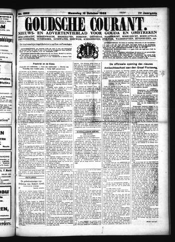 Goudsche Courant 1932-10-10