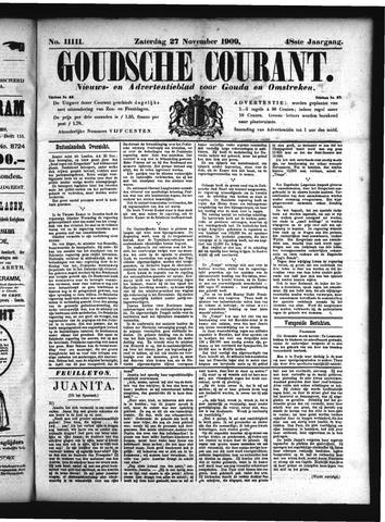 Goudsche Courant 1909-11-27