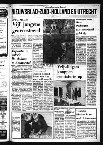 Schoonhovensche Courant 1975-10-27