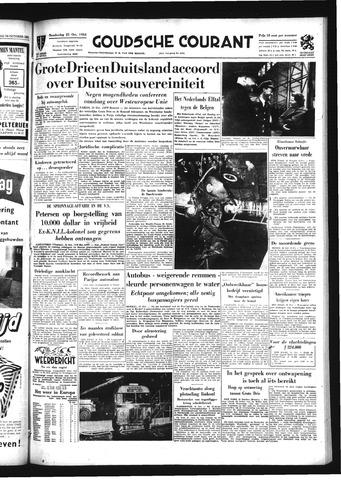 Goudsche Courant 1954-10-21