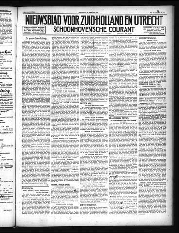 Schoonhovensche Courant 1947-02-26