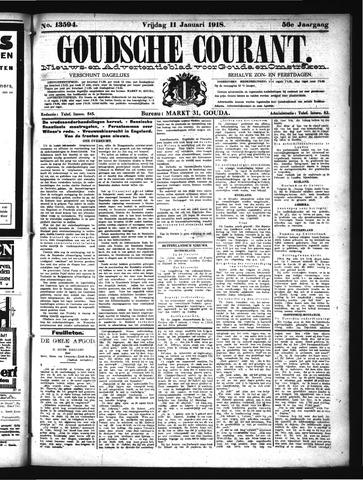 Goudsche Courant 1918-01-11
