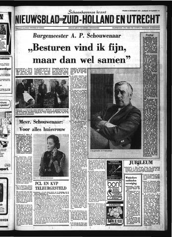 Schoonhovensche Courant 1976-11-12
