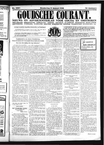 Goudsche Courant 1936-01-09