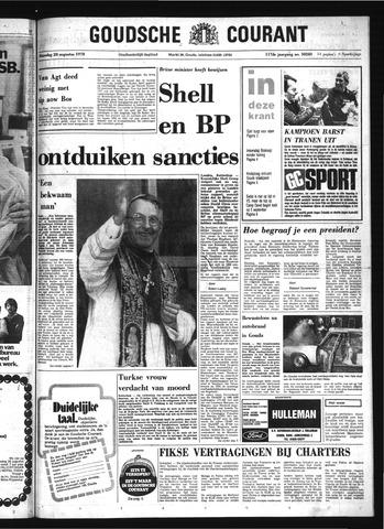 Goudsche Courant 1978-08-28