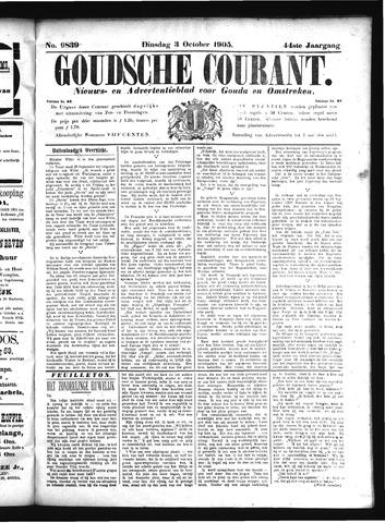 Goudsche Courant 1905-10-03