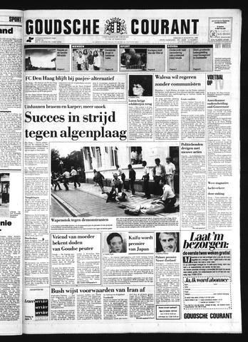 Goudsche Courant 1989-08-08