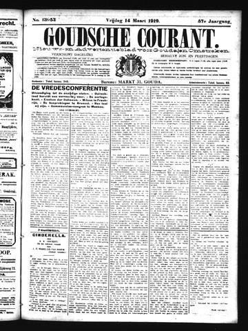 Goudsche Courant 1919-03-14