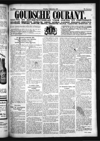 Goudsche Courant 1937-09-07